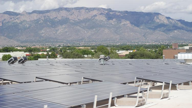 Affordable Solar Roadrunner Food Bank Of New Mexico