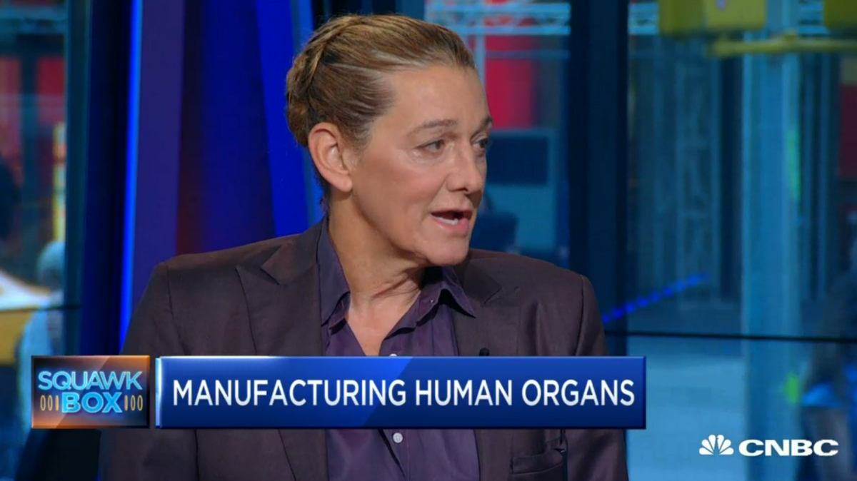 Martine Rothblatt Talks On Cnbc About United Therapeutics