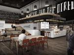 Restaurant, coffeehouse next phase of uptown hotel's renovation