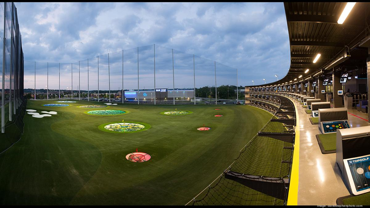 Topgolf To Open First Ohio Location Photos Video