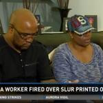 9News: Papa John's employee fired for racial slur on pizza box (Video)