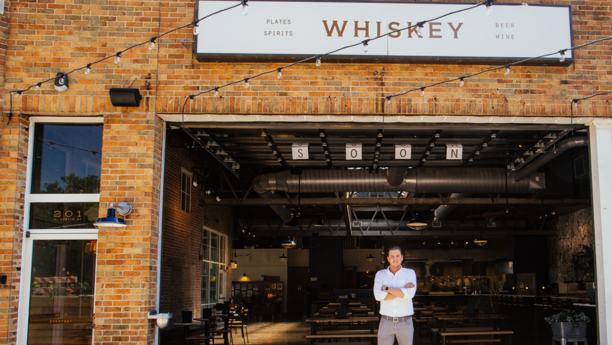 first look whiskey kitchen in downtown raleigh photos