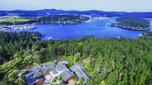 Luxury on Friday Harbor with 360' Deep Water Dock for Large Yacht