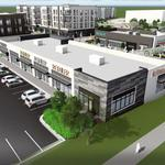 Drexel Town Square retail buildings could start construction in fall