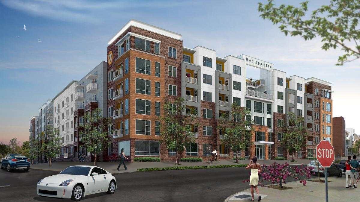 New $52 million apartment complex underway in downtown Raleigh ...