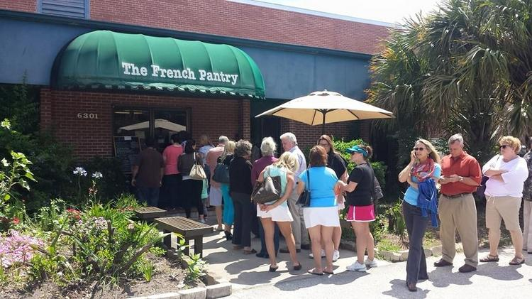 Jacksonvilles French Pantry Gets Upgrades After Two Decades