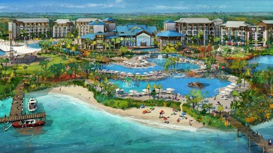 Margaritaville Resort Orlando Developer Dishes On Hotel Design