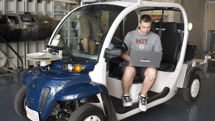 Ford Partners With Mit To Test On Demand Electric Shuttle