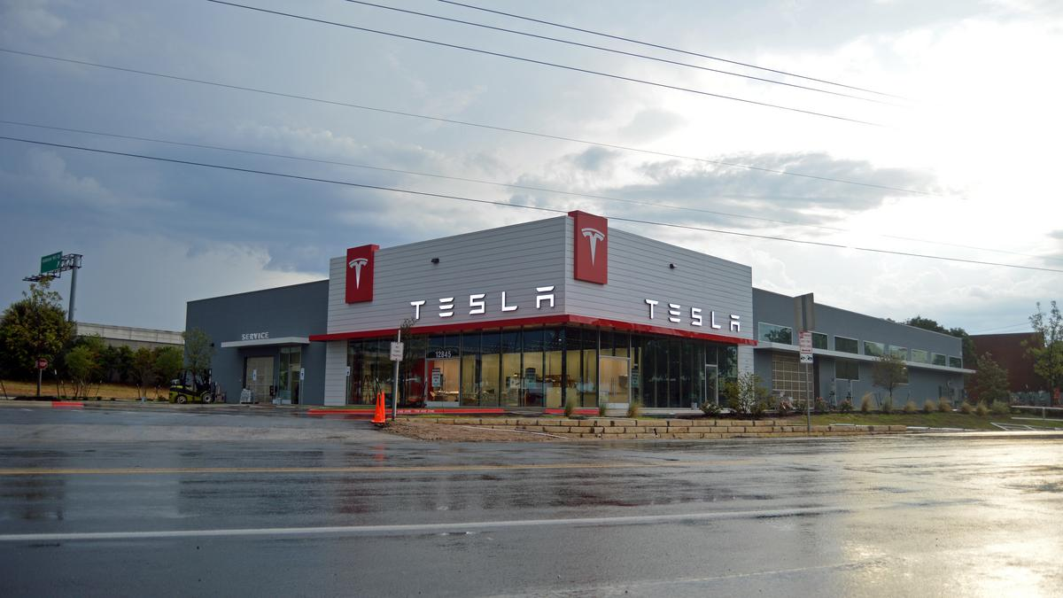 Here S Where To Test Drive A Tesla In Austin Or Get