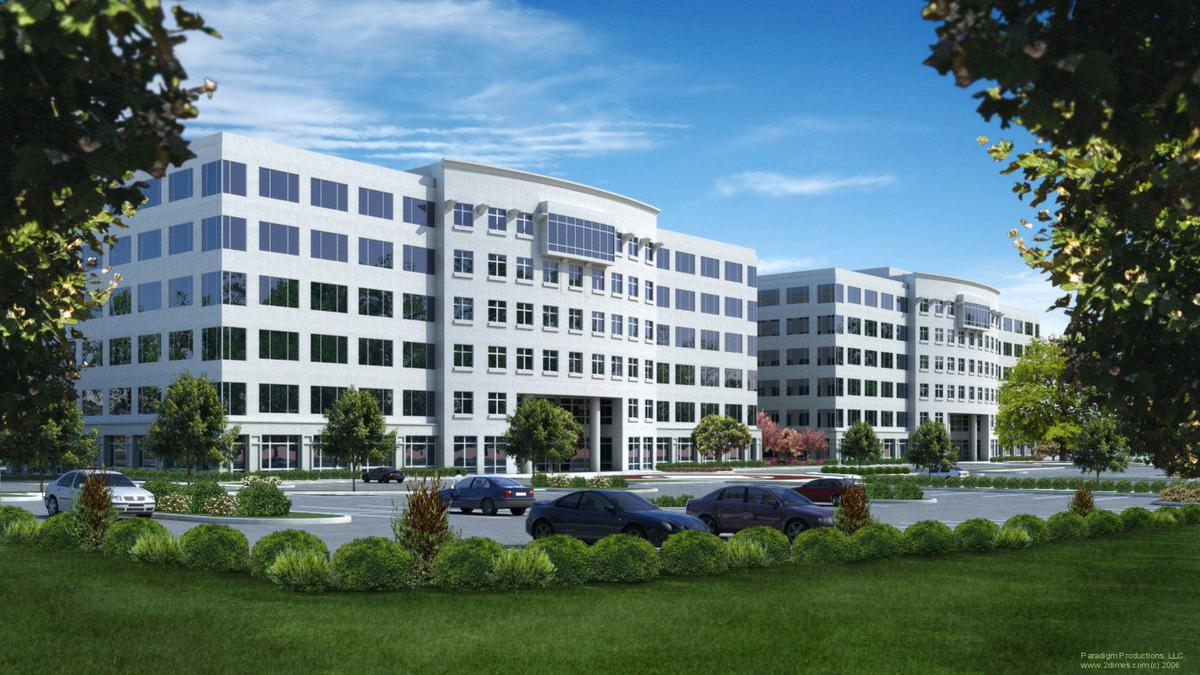 Cbre group and cushman wakefield reports show demand for for Shady grove