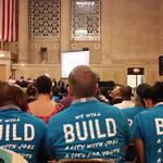 Port Covington TIF hearing draws 800 for discussion, debate