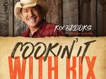 In the kitchen with Kix