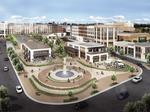 Greenspace anchors mixed-use development