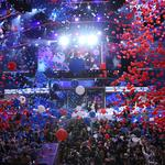 DNC Notebook: In her speech, Clinton shoots for a rout of Donald Trump (PHOTOS)