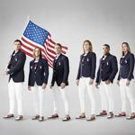 Those Team USA uniforms in Rio? Made in North Carolina