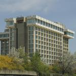Changes could be coming to Key Bridge <strong>Marriott</strong> after lease sale