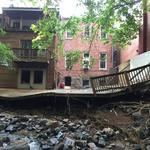 Howard Bank CEO on Ellicott City flooding: 'It is our home'