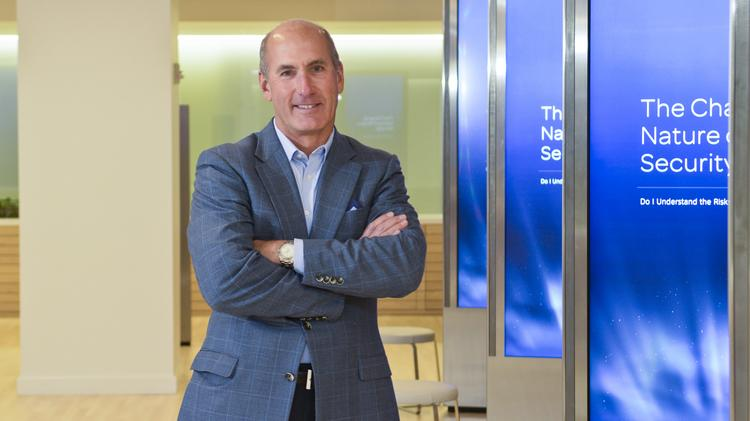 John Stankey, CEO, AT&T Entertainment Group