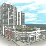 EXCLUSIVE: Developer proposes major mixed-use project on the beach