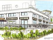 Rendering of Uptown Urban Market, opening Aug. 29, 2016. It's located in a 7,000 square feet space in the Uptown apartment complex Gables Villa Rosa on Cedar Springs Road.