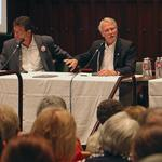 <strong>Kitzhaber</strong> talks health care, spreading the CCO model at forum