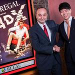 Regal signs deal to bring 4DX to 17 more screens to the U.S.