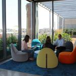 Eppstein <strong>Uhen</strong> rehabs office for growth, adds rooftop terrace
