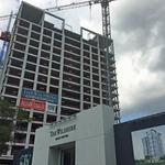 Galleria-area luxe condo tops out, joins others on former Westcreek site