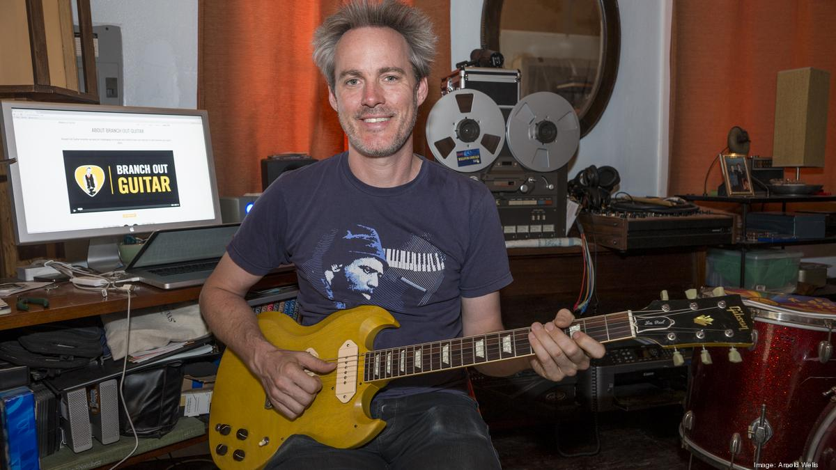 How Branch Out Guitar Owner Has Crafted An Online Musical Startup
