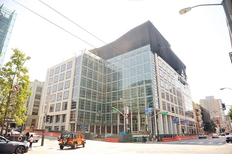In the biggest 2013 lease in San Francisco, Neustar, a Virginia-based telecom, is taking 144,000 square feet in Foundry Square III at 505 Howard St.