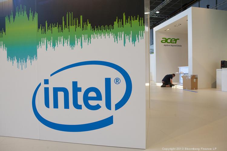 Intel's logo will be stitched inside the soccer jersey's of FC Barcelona players as part of a unique sponsorship deal.