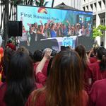 Shares of First Hawaiian Inc. gain in first day of trading on Nasdaq