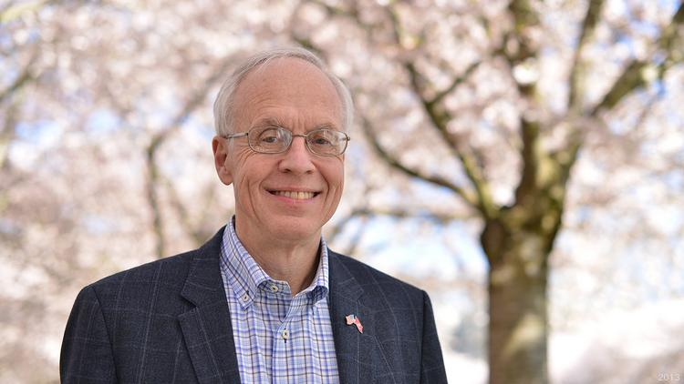 Bud Pierce, a Salem oncologist, is the Republican candidate for govenor. Pierce is opposed to the corporate tax initiative called Measure 97 while incumbent Gov. Kate Brown supports the ballot measure.