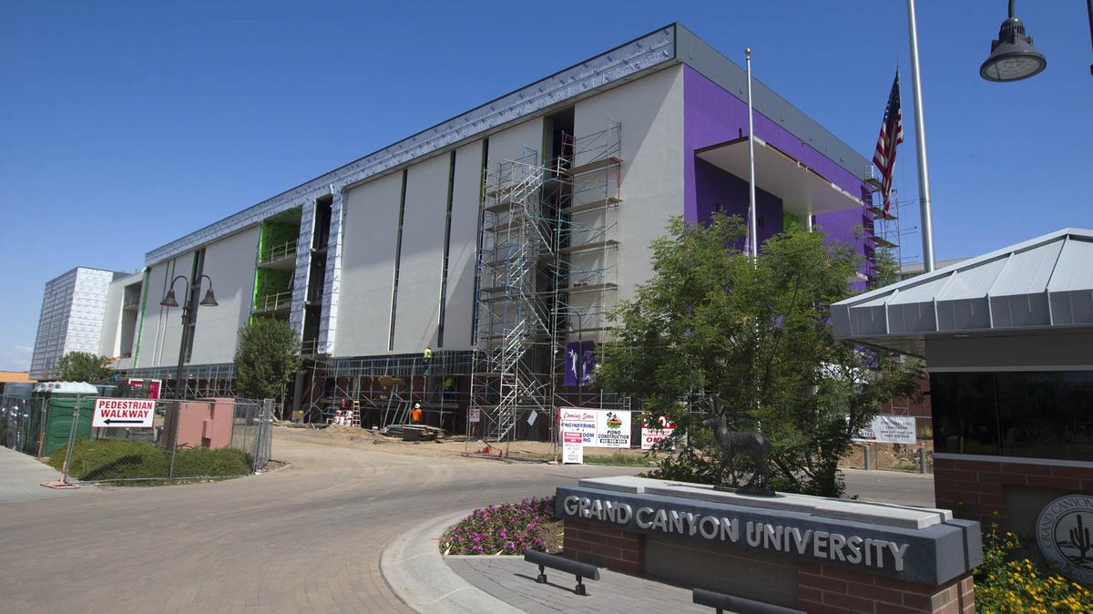 grand canyon education separating itself from the for