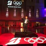 Bridgestone moved fast, learned fast at first Olympics
