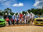 Shifting gears on plans for Mustang museum under construction in Concord