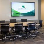 Academy Bank unveils first nontraditional branch