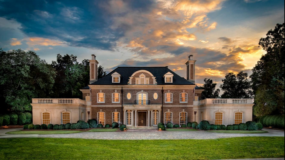 Charlottes Priciest Home Listing Just Hit The Market For 6 95m P Os