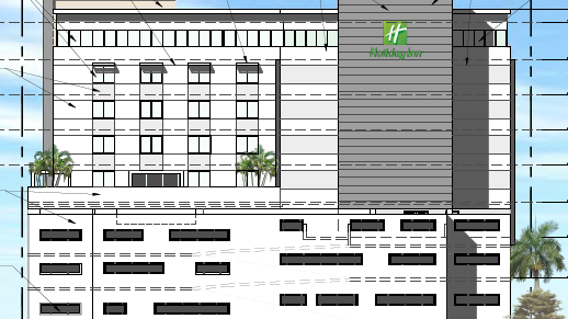 Holiday Inn And Cubesmart Proposed In Fort Lauderdale