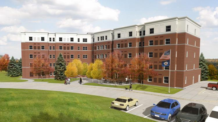 Construction Has Started On A 100 Unit Apartment Building In Minneapolis Geared To Help Military