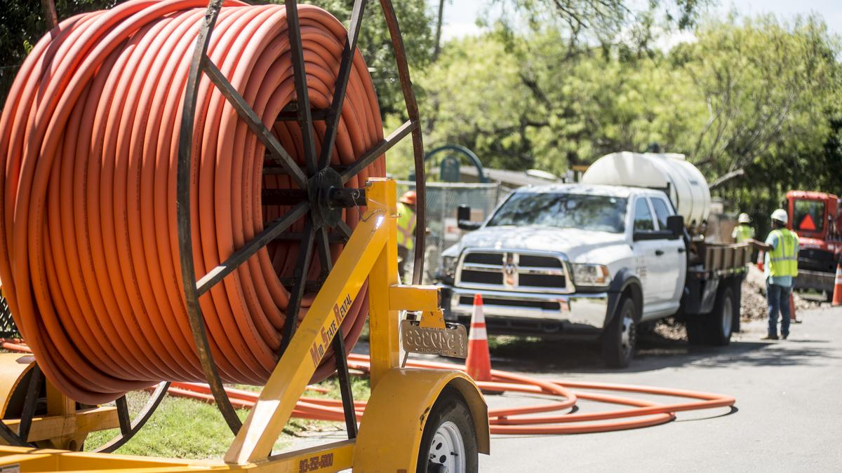 Google Fiber Texas LLC wants the city of San Antonio to change rules