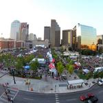 Food, arts and music at Columbus Commons this weekend for Food Truck Festival