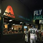 Eagles to debut new stadium seating area, 'Tunnel Club' lounge
