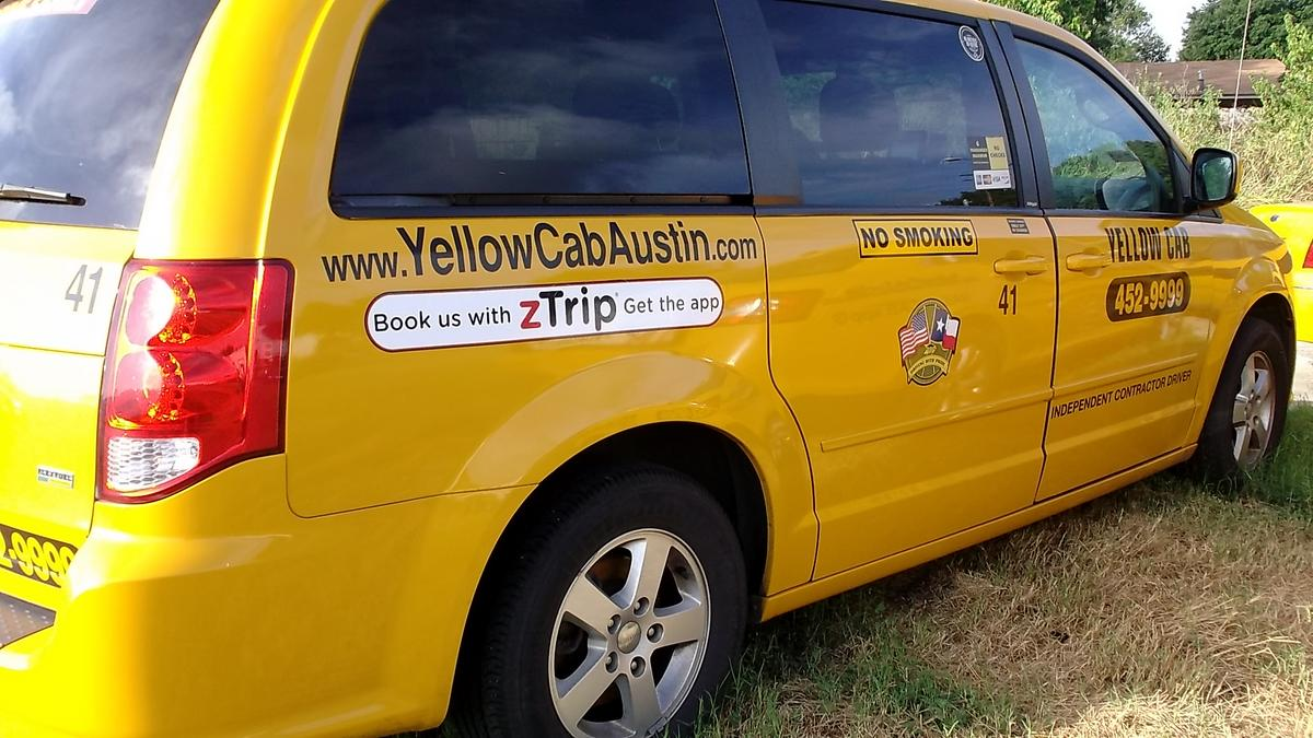 Austin Yellow Cab to act more like the disruptors - Austin Business
