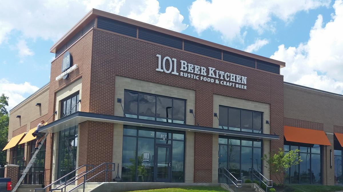 101 Beer Kitchen open in Westerville - Columbus - Columbus Business ...