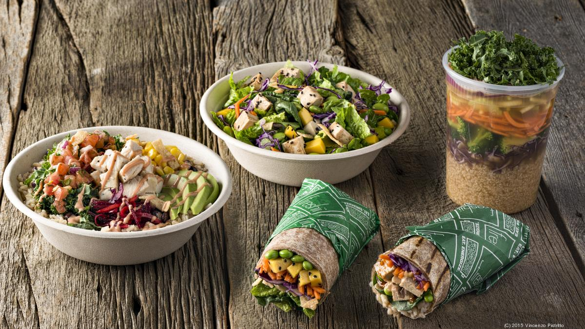 Health casual restaurant chain adding second location in for Dining near bb t center