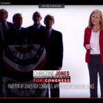 Poll shows tight GOP U.S. House race pitting ex-GoDaddy executive vs. Senate president