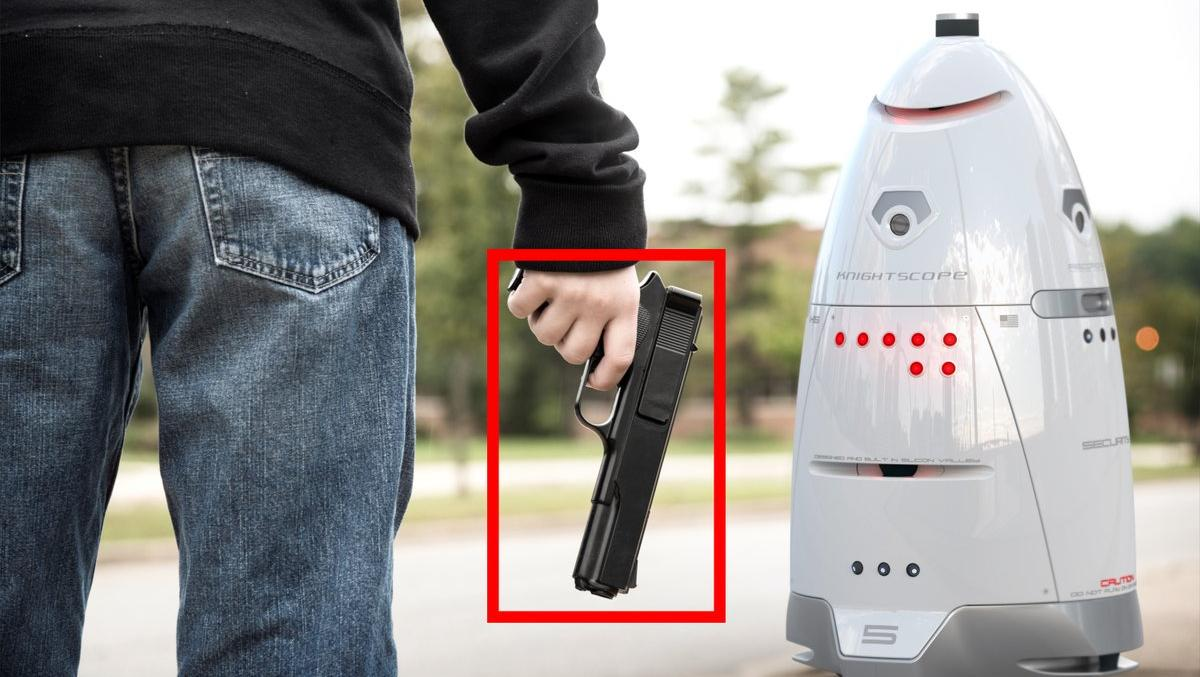 security robot startup knightscope weighs mini ipo  hopes