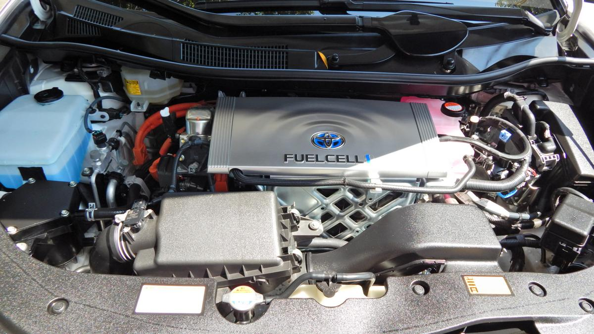 Hydrogen Power Fuel Stations Opening In California But