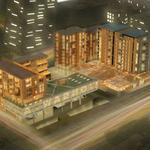 University of Oregon students wow the wood world (Renderings)